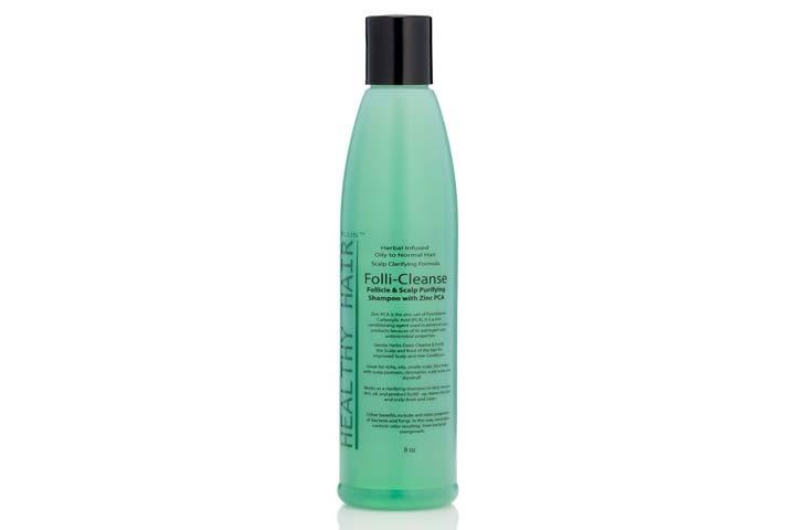 Healthy Hair Plus Follicleanse Shampoo