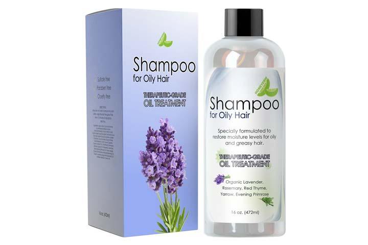 Honeydew Natural Oily Hair Shampoo
