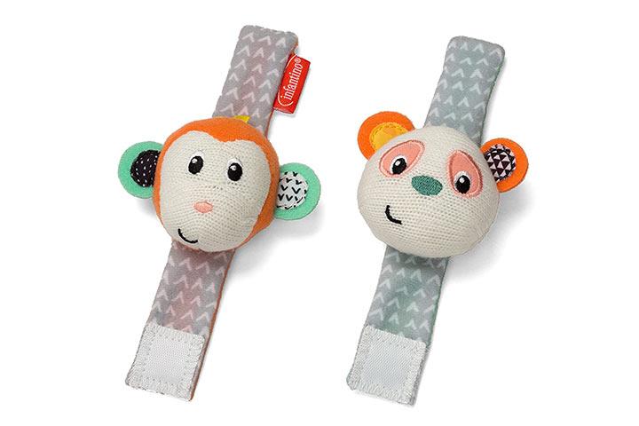 Infantino Wrist Rattles