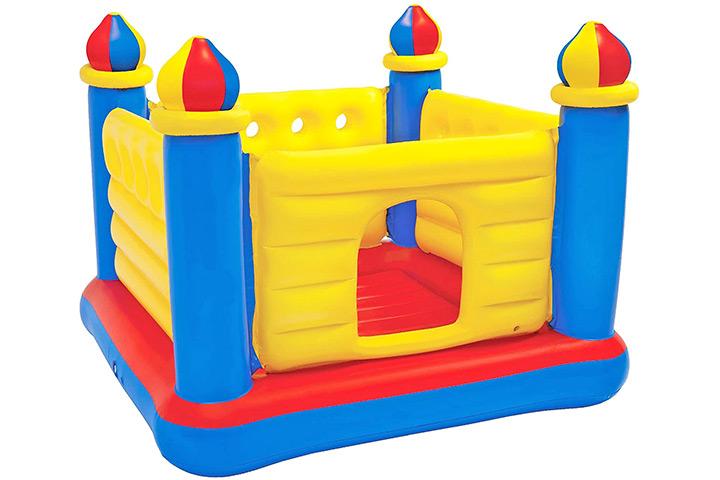 Intex Jump-O-Lene Castle Inflatable Bouncer