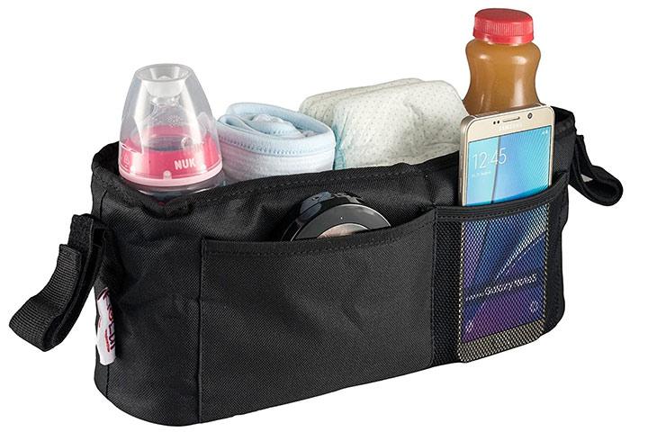KidLuf Universal Stroller Organizer Bag