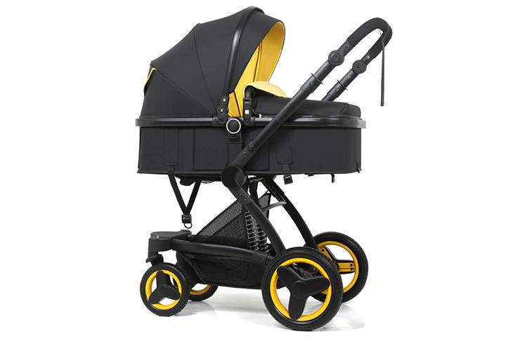 Lazy Baby Stroller Bassinet