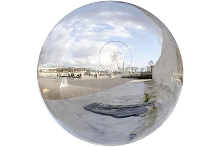 Lenstop 80mm K9 Crystal Glass Ball
