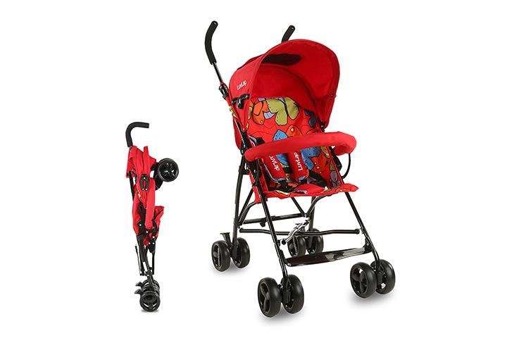 Love Lap Broken Frutti Stroller