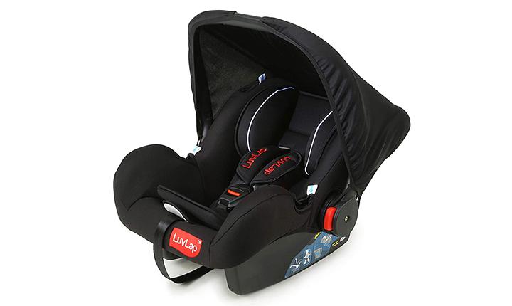 Lovelap 4 in 1 Infant Baby Car Seat