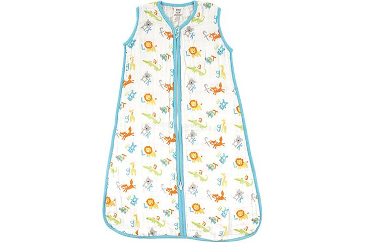 Luvable Friends Unisex Baby Sleeveless Sleeping Bag