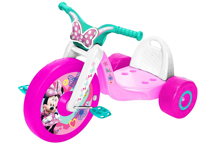 Minnie Mouse Big Wheel Junior Cruiser