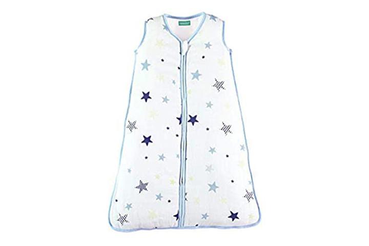 Molis & Co Muslin Baby Sleeping Bag