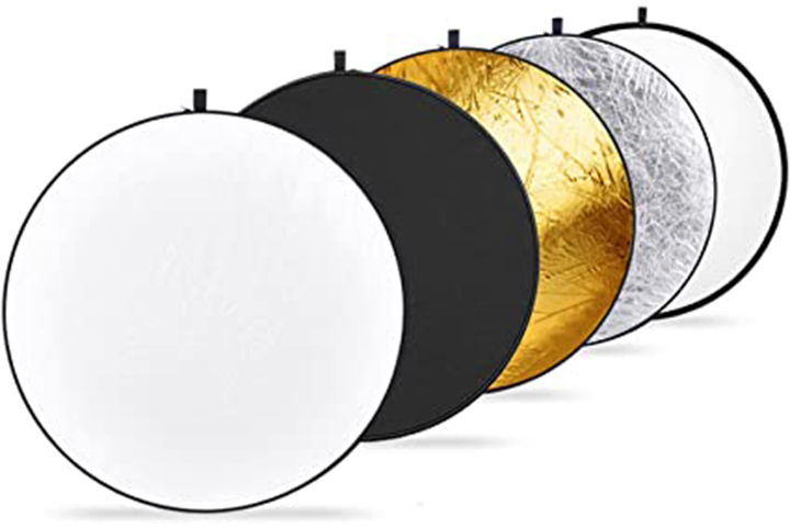 Neewer 5-in-1 Light Reflectors with Bag