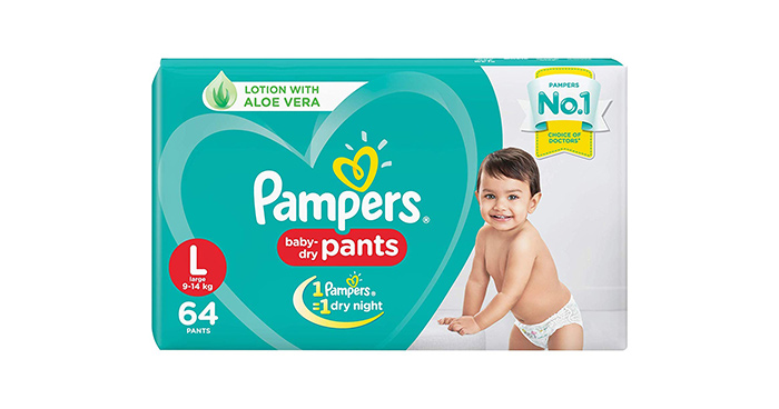 Pampers New Diaper Pants