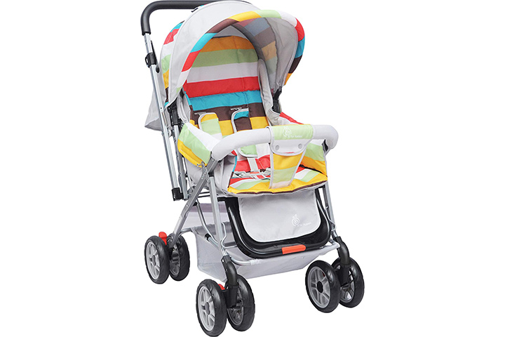 R for Rabbit Lollipop Light Colorful Baby Stroller