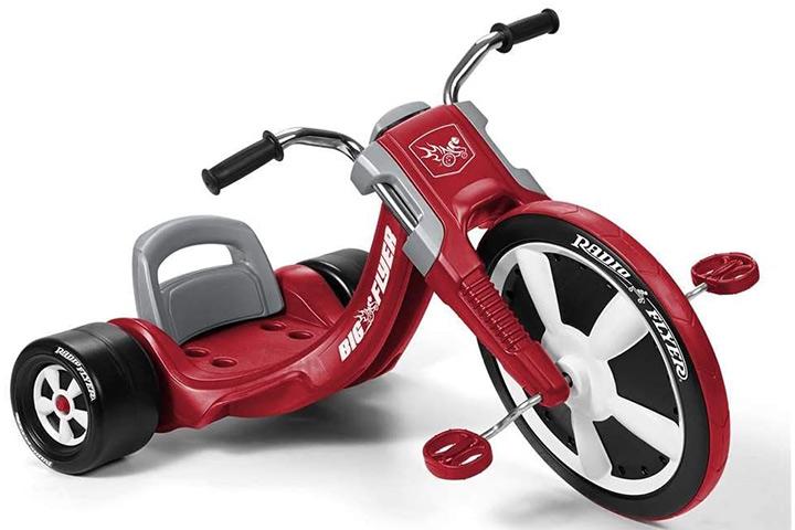 Radio Flyer Deluxe Big Wheel Trike