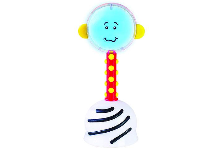 SmartNoggin Developmental Light-Up Rattle