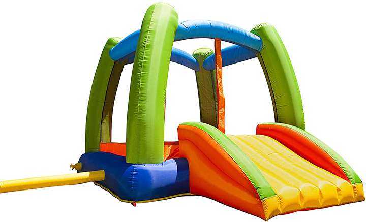 Sportspower My First Jump N' Play Inflatable Bounce House