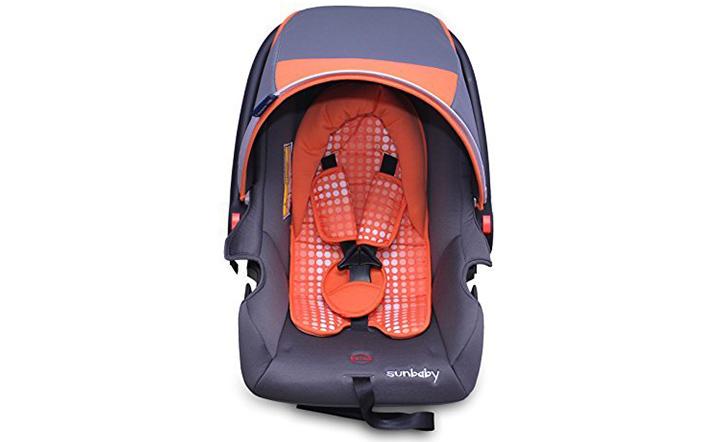 Sun Baby Car Seat Bubble