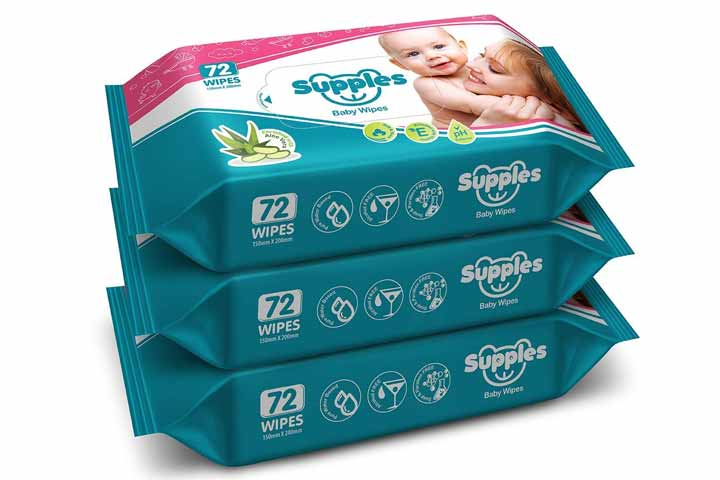 Supples Baby Weight Wipes-1