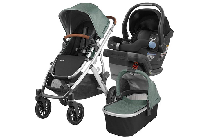 Uppa Baby Full Size Vista Infant Baby Stroller