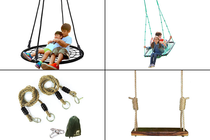 10 Best Ropes For Tree Swing In 2020-1