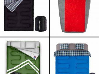 11 Best Double Sleeping Bags In 2021