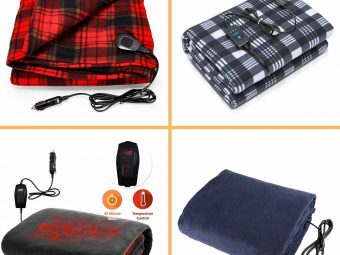 11 Best Heated Car Blankets To Buy In 2021