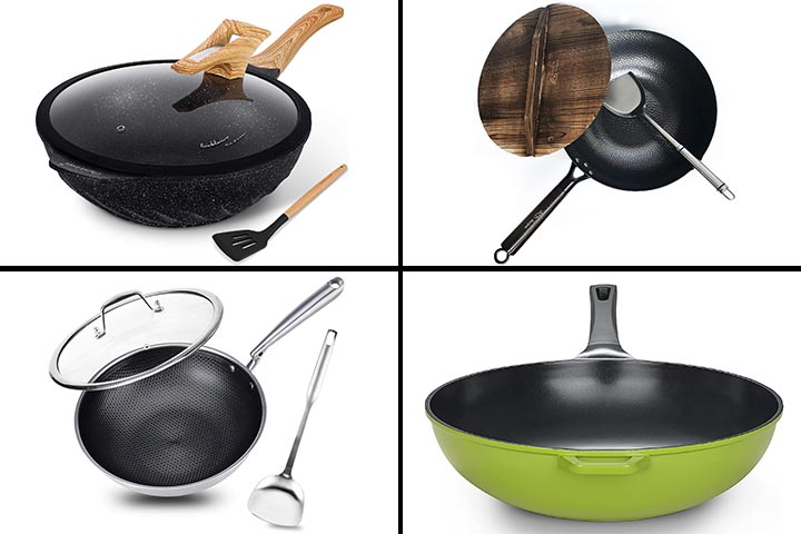 11 Best Woks For Induction Cooktop In 2020
