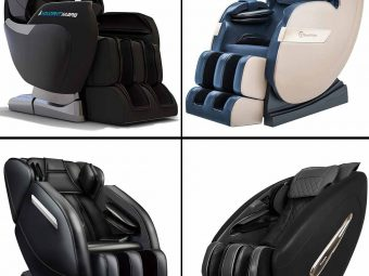 11 Best Massage Chairs To Buy  In 2021