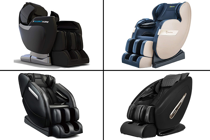 11 Best Massage Chairs To Buy In 2020