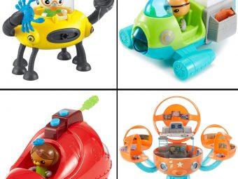 11 Best Octonauts Toys To Buy In 2021