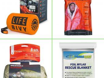 13 Best Emergency Blankets In 2021