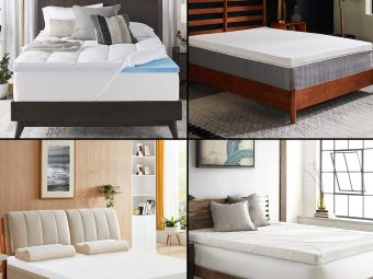 13 Best Mattress Toppers For Side Sleepers In 2021