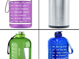 13 Best One Gallon Water Jugs To Buy In 2021