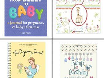 13 Best Pregnancy Journals To Buy In 2021