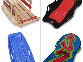 13 Best Toddler Sleds To Buy In 2021