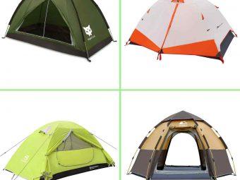13 Best Waterproof Tents In 2021