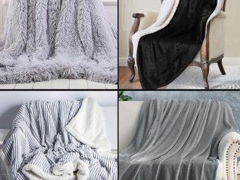 15 Best Blankets For Winter In 2021