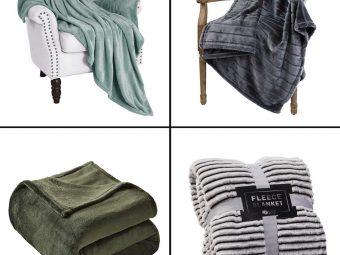 15 Best Fleece Blankets To Buy In 2021