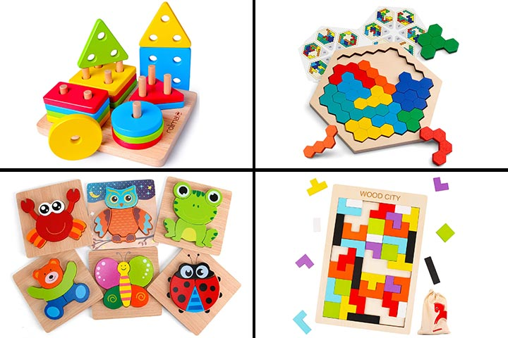 15 Best Wooden Puzzles For Kids In 2020