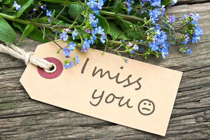 151 Cute And Romantic Ways To Say 'I Miss You'