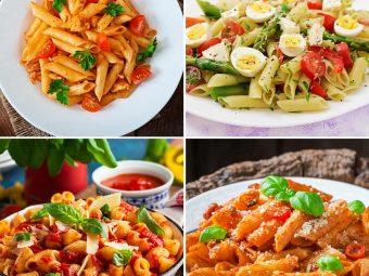 बच्चों के लिए 15 सिंपल व टेस्टी पास्ता रेसिपी | Bacho Ke Liye Pasta Recipe In Hindi