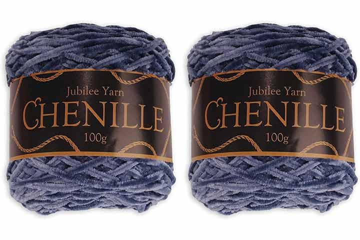 BambooMN Chenille Yarn