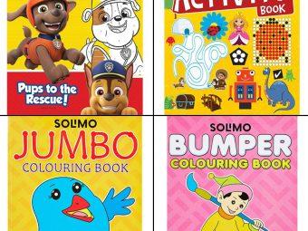 4 साल के बच्चों के लिए 10 सबसे अच्छी एक्टिविटी बुक्स   Best Activity Books To Buy For 4 Year Kid In India