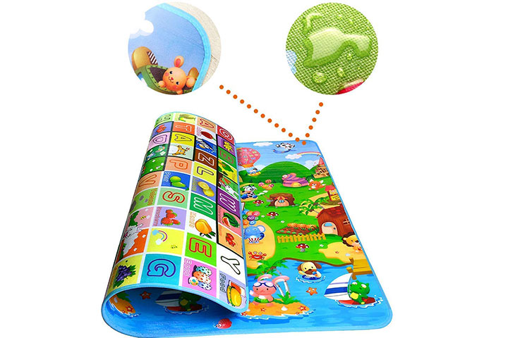 Best Baby Play Mats To Buy In India 2020