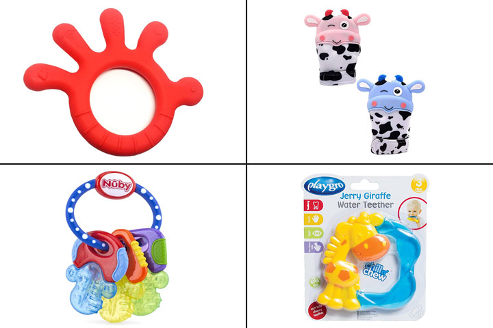 Best Baby Teether To Buy In India-1