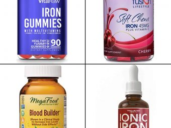 10 Best Iron Supplements For Pregnant Women In 2021