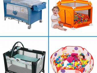 बच्चों के खेलने के लिए 10 सबसे अच्छे प्लेयार्ड्स | Best Playards For Babies To Buy
