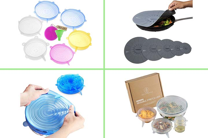 Best Silicone Stretch Lids To Buy In 2020