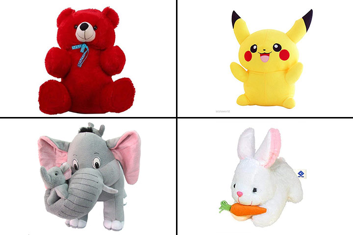 Best Soft Toys For Babies To Buy
