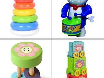 7 महीने के बच्चों के लिए 12 बेहतरीन खिलौने (बेबी टॉयज) | Best Toys For Babies To Buy In India