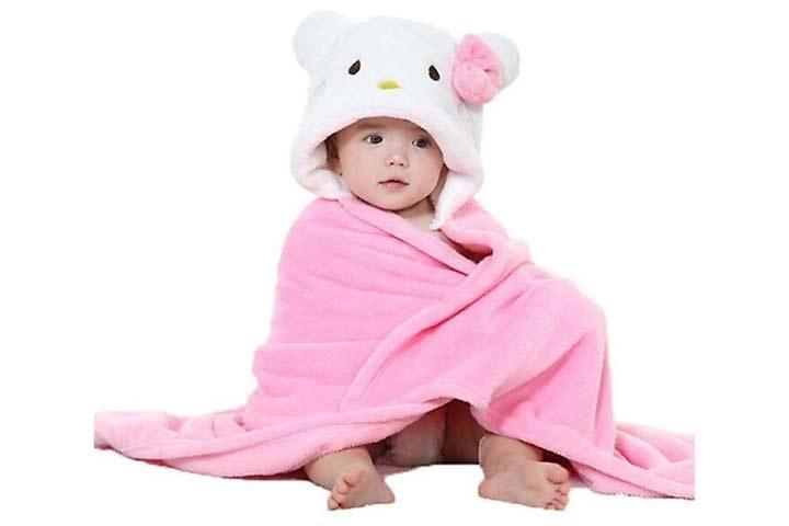 Brandon 3 in 1 Baby Blanket