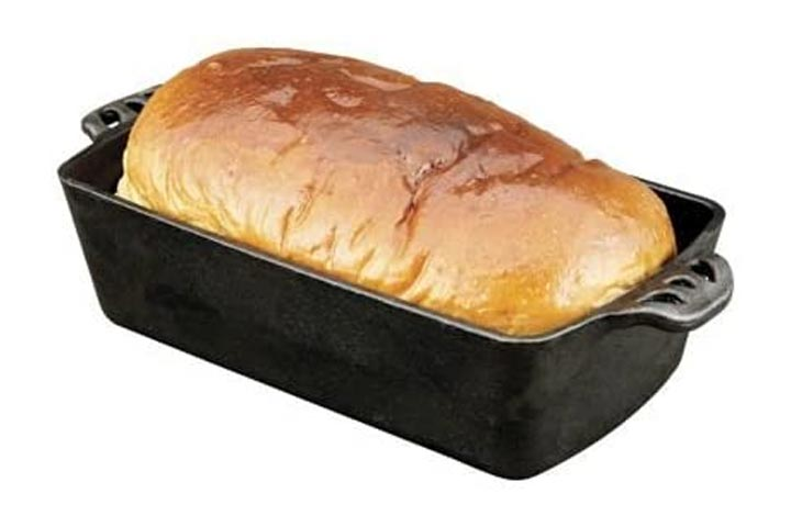 Camp Chef Cast Iron Bread Pan
